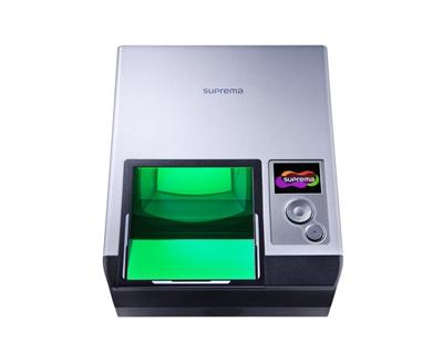 Suprema Live Scanner, passport scanner, fingerprint scanner